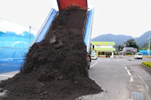 バーク堆肥 2