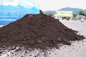 バーク堆肥 4