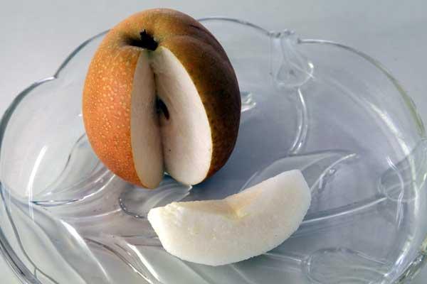 とても奇麗な果実です