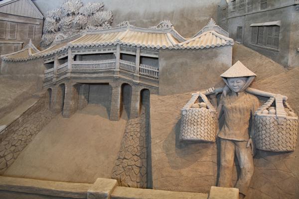 鳥取砂丘 砂の美術館 その2