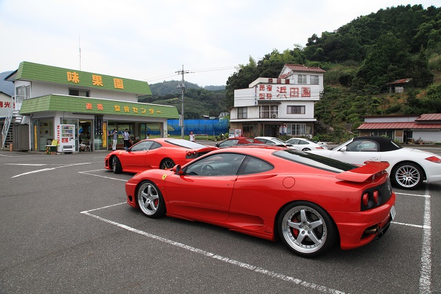 渡辺フェラーリ360
