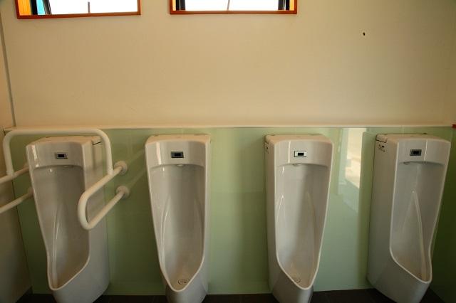 直売所トイレ1