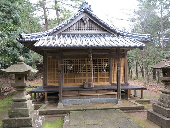 弥長神社2