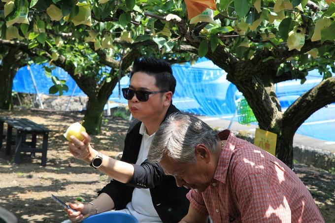 タイのテレビ局取材2