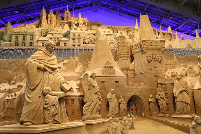 砂の美術館2020-2